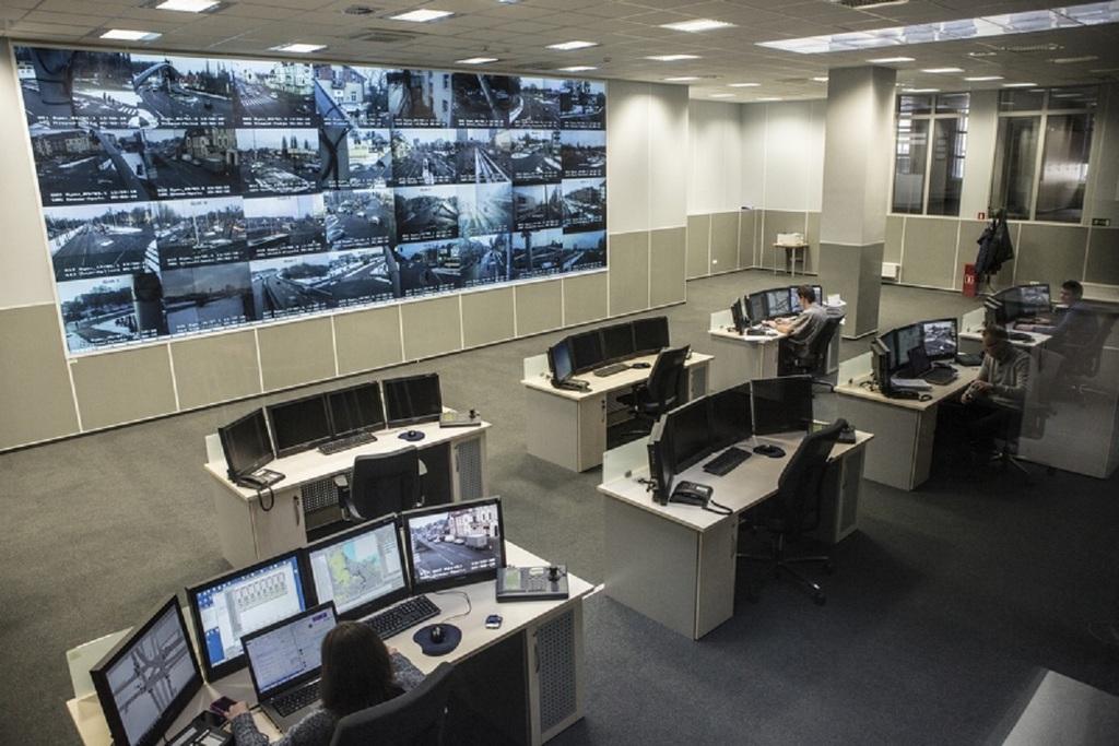 """Centrum Zarządzania """"Tristar"""", ul. Wyspiańskiego, 2015"""
